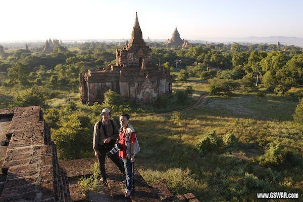 Bagan-Myanmar 2005